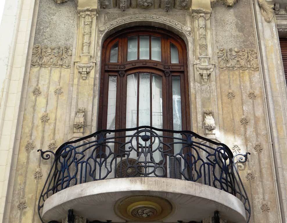 SUIPACHA 936 – 940 Bernardo Milli