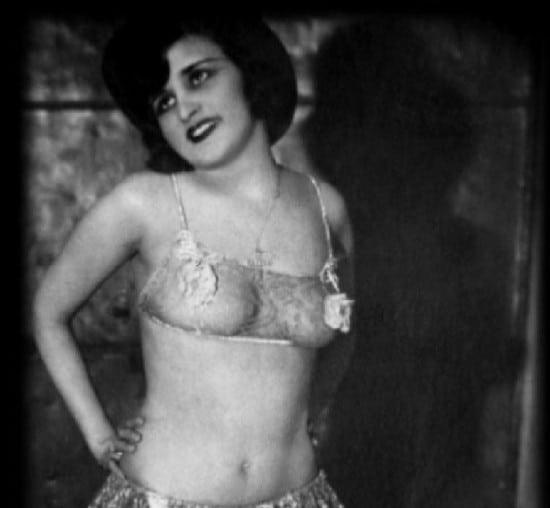 Tita Merello, reconocida actriz y cantante de la época.