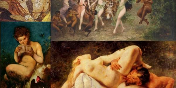 Fiestas, Orgías y Lujuria: Pan y Dionisio en la antigua Grecia