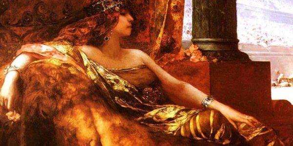Teodora, Prostituta, Emperatriz y Santa