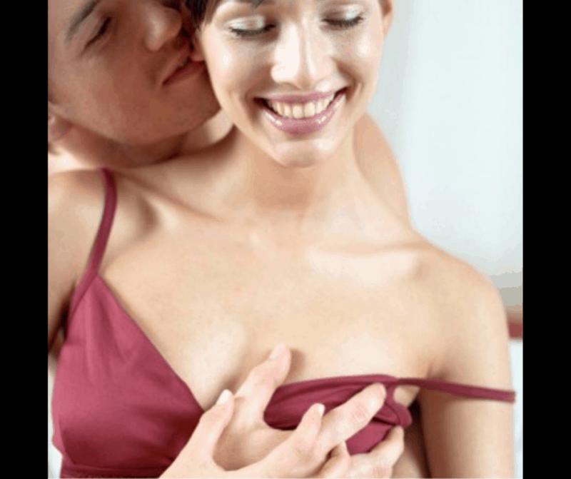 pezones como zona erogena
