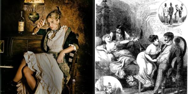 Sexo, prostitutas y burdeles: el viejo Oeste