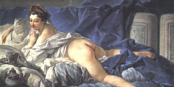 Madame de Pompadour, la acompañante intelectual sexual de Luis XV