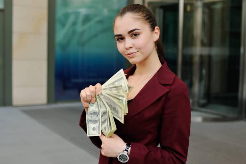 Las escorts están orientadas al dinero