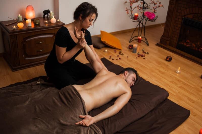 Tipos de masajes sensuales