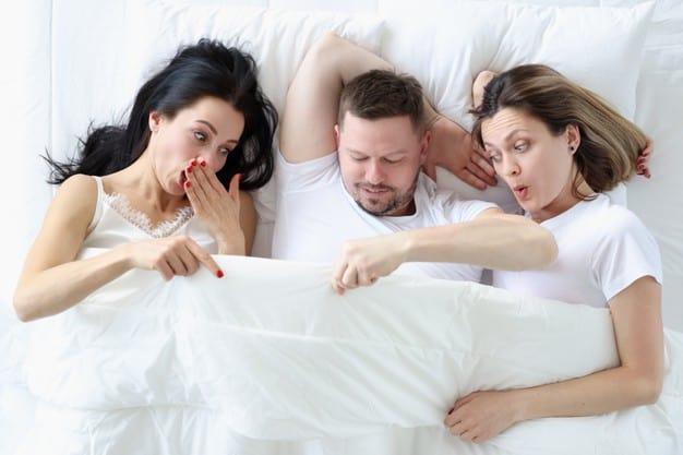 Tipos de tríos sexuales que se recomiendan practicar