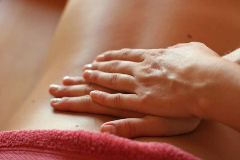 Masaje a cuatro manos: un doble disfrute
