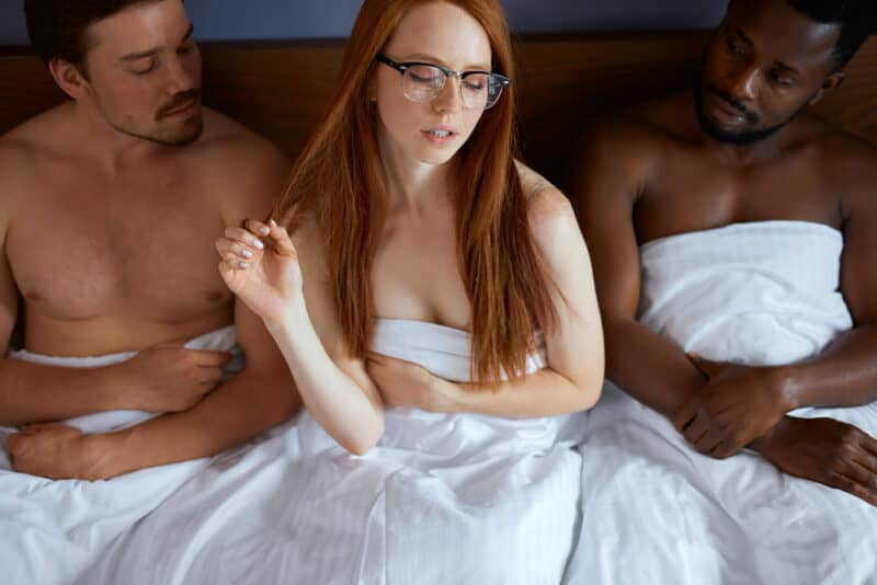 tipos de trios - sexo con una pornstar