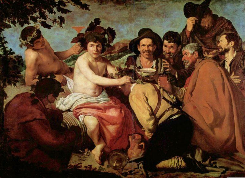 Orgías Griegas