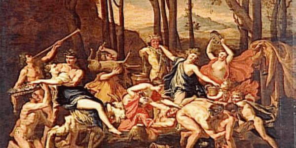 Orgías Griegas - Como se divertían los Antiguos Griegos